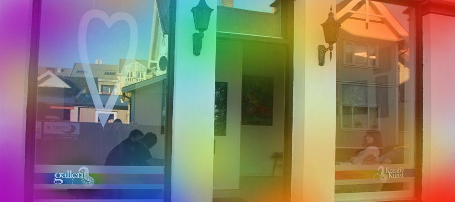 Galleri AB åpent hver onsdag