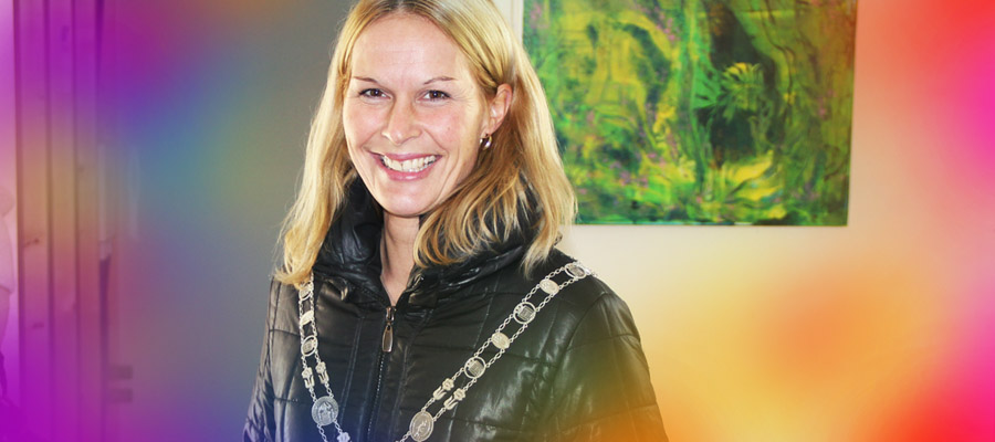 Ordfører Hedda Foss Five